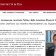 """Il professor Giuseppe Iannaccone, ordinario di Elettronica del dipartimento di Ingegneria dell'Informazione dell'Università di Pisa, è stato nominato Fellow della American Physical Society (APS), come riconoscimento per i """"rilevanti contributi alla fisica."""" Una notizia che […]"""